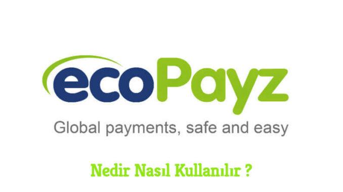 Ecopayz Nedir Nasıl Kullanılır ?